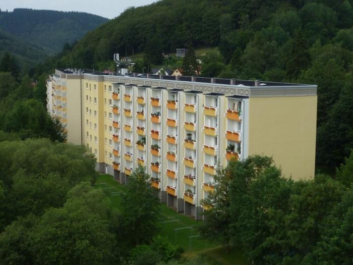 3-Raum Wohnung,  1. Obergeschoss links