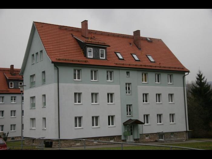 2-Raum Wohnung, 2. Obergeschoss Mitte