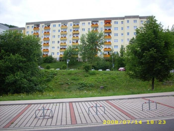 3-Raum Wohnung,  4. Obergeschoss links